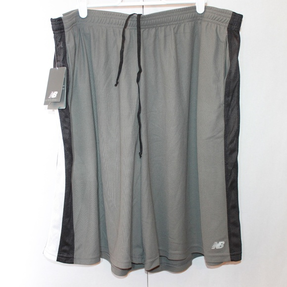 3844719835ea7 New Balance Shorts | Mens 2xl Gray And Black Gym | Poshmark